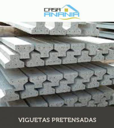 VIGUETAS-PRETENSADAS